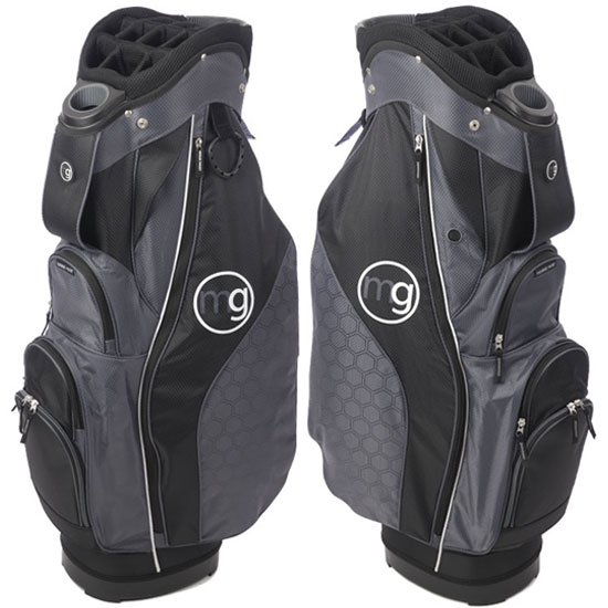 MG Golf Cart Bag left and right view