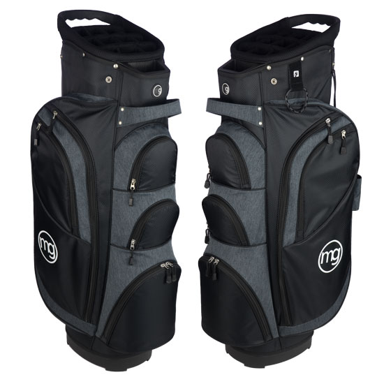 MG Golf Cart Bag image both-sides view