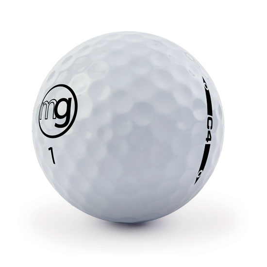 MG Tour C4 Beat the Titleist Pro V1 the #1 Ball in Golf!