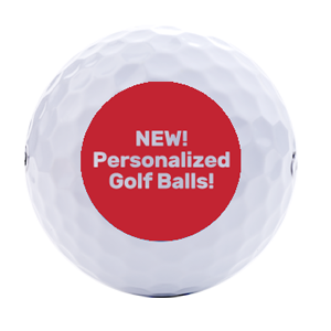Personalized Balls Now Available!